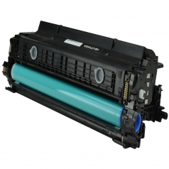 HP655A Black Compatible Toner Cartridge