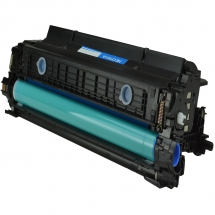 HP655A Cyan Compatible Toner Cartridge