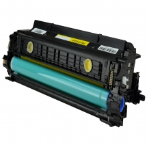 HP655A Yellow Compatible Toner Cartridge