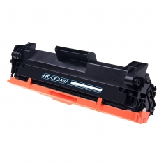 HP48A Black Compatible Toner Cartridge