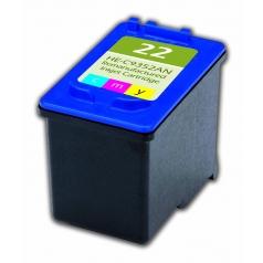 HP22 Color Remanufactured Printer Ink Cartridge