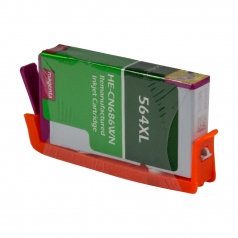HP564 XL High Yield Magenta Remanufactured Printer Ink Cartridge