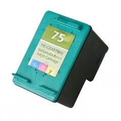 HP75 Color Remanufactured Printer Ink Cartridge