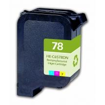 HP78 Black Remanufactured Printer Ink Cartridge