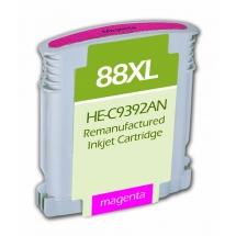 HP88 XL High Yield Magenta Remanufactured Printer Ink Cartridge