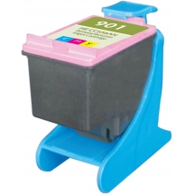 HP901 Color Remanufactured Printer Ink Cartridge