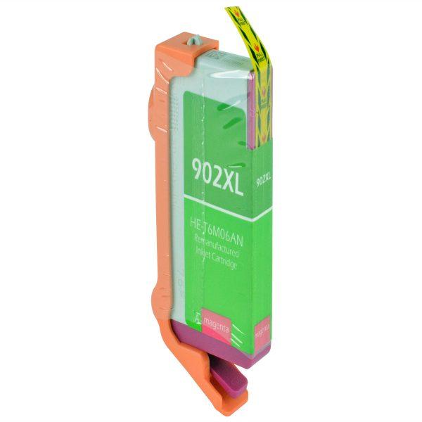 HP902 XL High Yield Magenta Remanufactured Printer Ink Cartridge