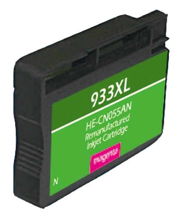 HP933 XL High Yield Magenta Remanufactured Printer Ink Cartridge
