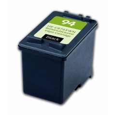 HP94 Black Remanufactured Printer Ink Cartridge