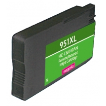 HP951 XL High Yield Magenta Remanufactured Printer Ink Cartridge