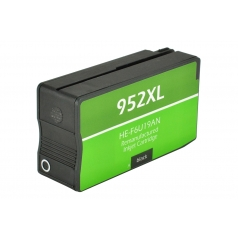 HP952 XL High Yield Black Remanufactured Printer Ink Cartridge