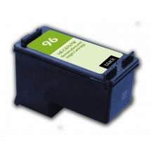 HP96 Black Remanufactured Printer Ink Cartridge