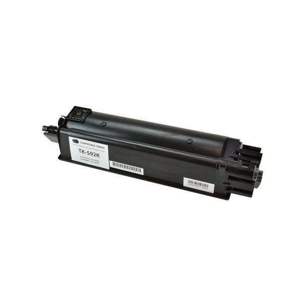 Kyocera Mita TK-592K Black Compatible Copier Toner Cartridge