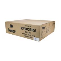 Kyocera Mita TK-677 Black Compatible Copier Toner Cartridge