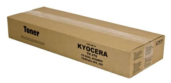 Kyocera Mita TK-717 Black Compatible Copier Toner Cartridge