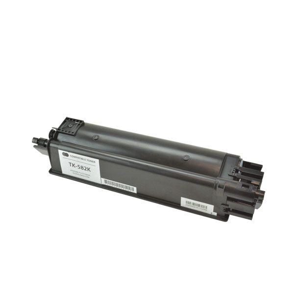 Kyocera Mita TK-582K Black Compatible Copier Toner Cartridge