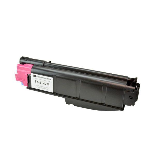 Kyocera Mita TK-5142M Magenta Compatible Copier Toner Cartridge