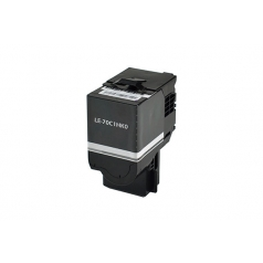 Lexmark 701HK High Yield Black Compatible Toner Cartridge