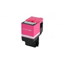 Lexmark 701HM High Yield Magenta Compatible Toner Cartridge