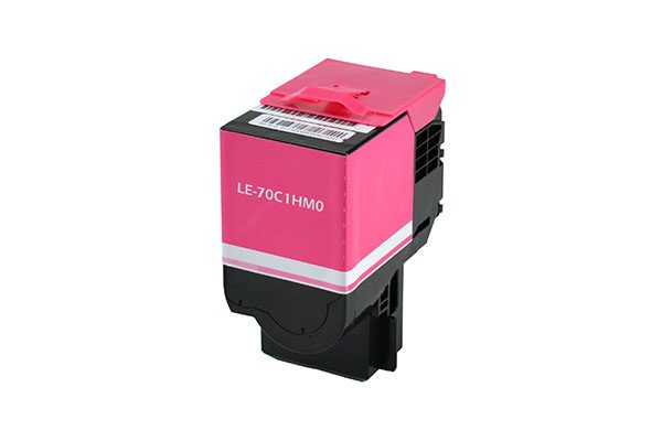 Lexmark 701HM High Yield Magenta Compatible Toner Cartridge