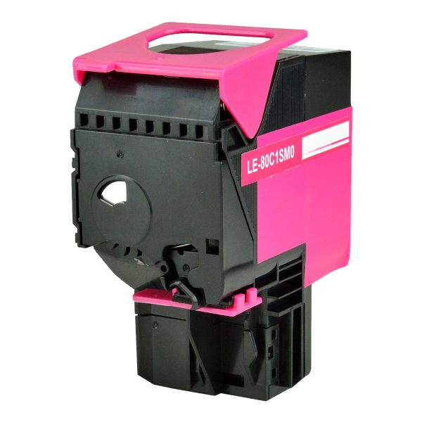 Lexmark 801SM Magenta Compatible Toner Cartridge