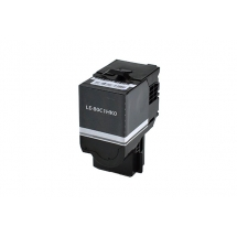 Lexmark 801HK High Yield Black Compatible Toner Cartridge