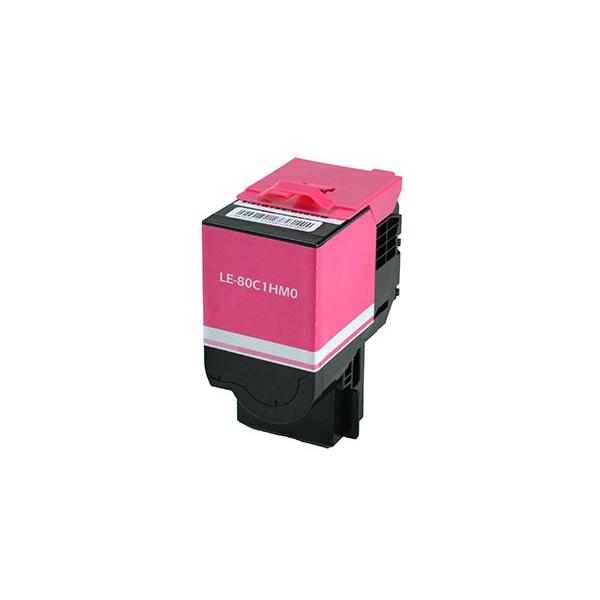 Lexmark 801HM High Yield Magenta Compatible Toner Cartridge