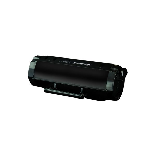 Lexmark 601H High Yield Black Compatible Toner Cartridge