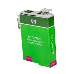 Epson T99 Magenta Remanufactured Printer Ink Cartridge