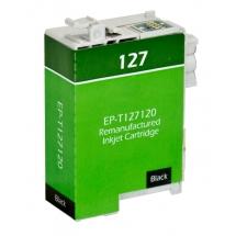 Epson T127 High Yield Black Remanufactured Printer Ink Cartridge