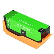 Epson T273 XL High Yield Black Remanufactured Printer Ink Cartridge