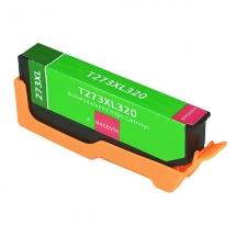 Epson T273 XL High Yield Magenta Remanufactured Printer Ink Cartridge