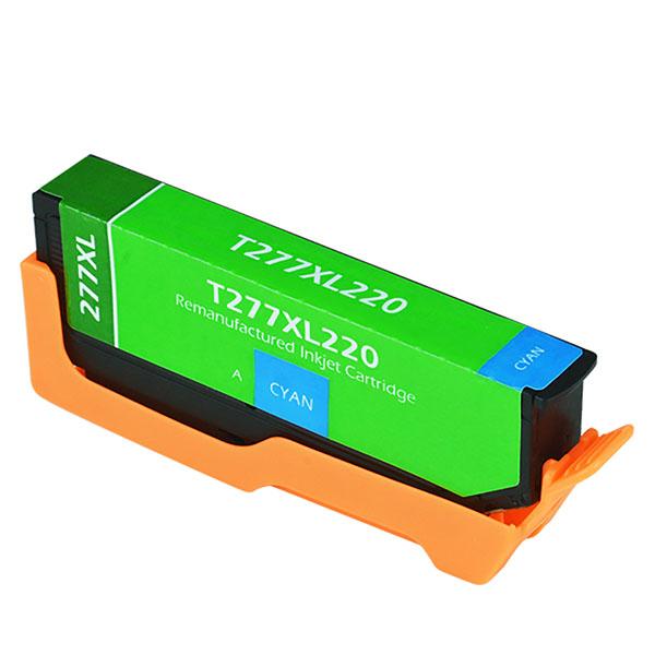Epson T277 XL Cyan Remanufactured Printer Ink Cartridge