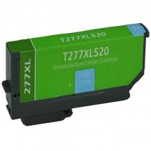 Epson T277 XL Light Cyan Remanufactured Printer Ink Cartridge