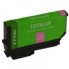 Epson T277 XL Light Magenta Remanufactured Printer Ink Cartridge