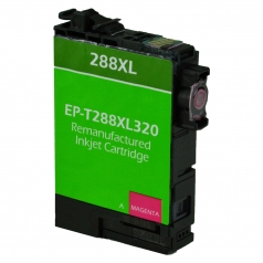 Epson T288 XL High Yield Magenta Remanufactured Printer Ink Cartridge