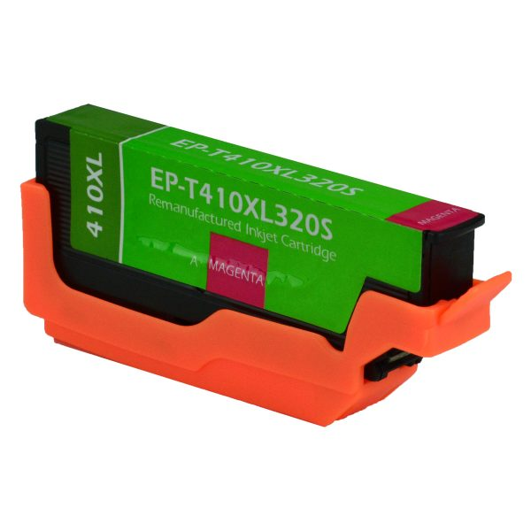Epson T410 XL High Yield Magenta Remanufactured Printer Ink Cartridge