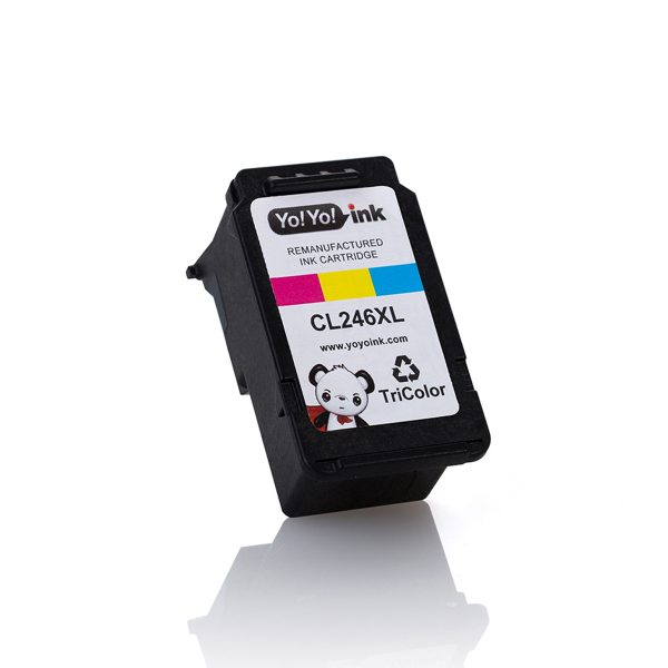 Canon CL-246 XL High Yield Color Compatible Printer Ink Cartridge