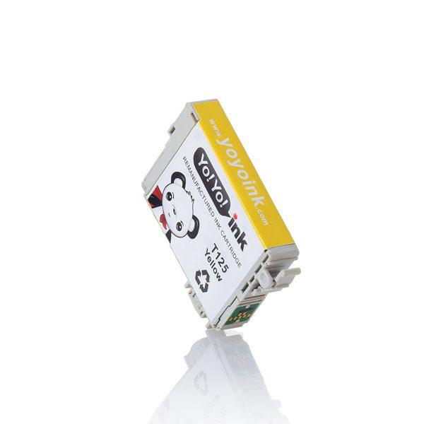 Epson-T125-Yellow
