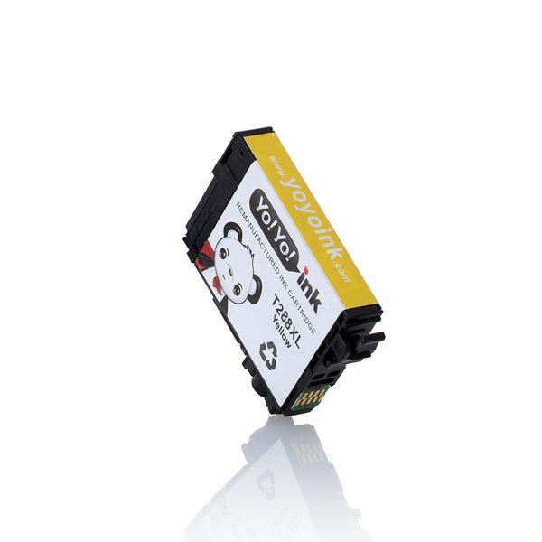 Epson T288 XL High Yield Yellow Remanufactured Printer Ink Cartridge