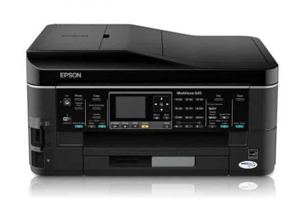 Epson WorkForce 645