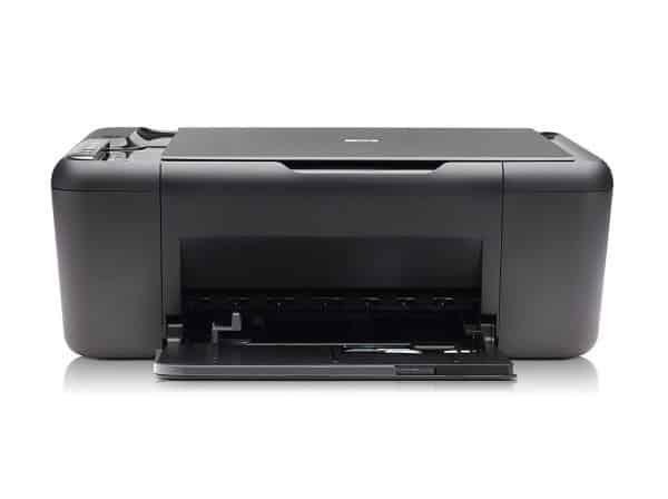 HP Deskjet F4440