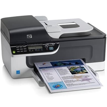 HP OfficeJet J4535
