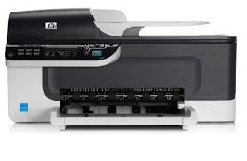 HP OfficeJet J4550