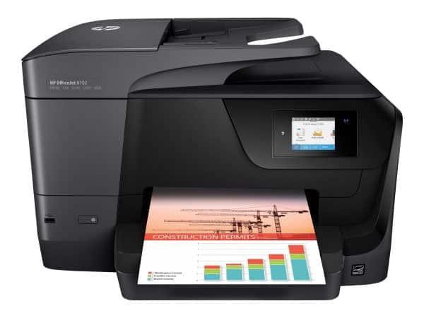 HP OfficeJet Pro 8702