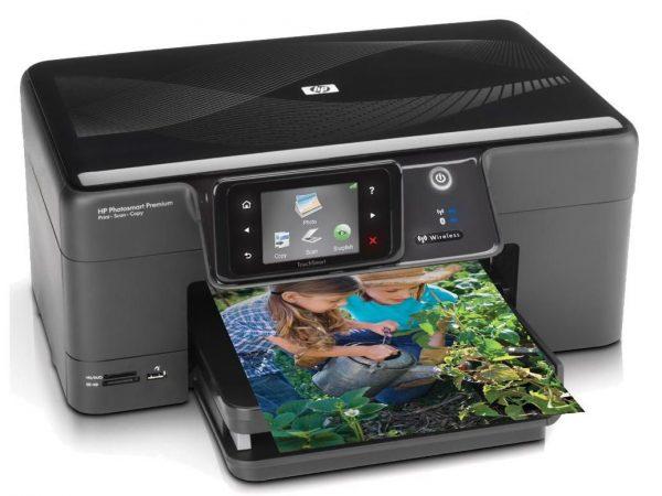 HP PhotoSmart C309c