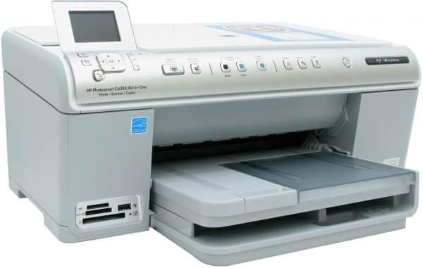 HP PhotoSmart C6383