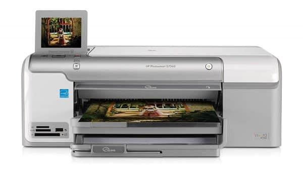 HP PhotoSmart D7560