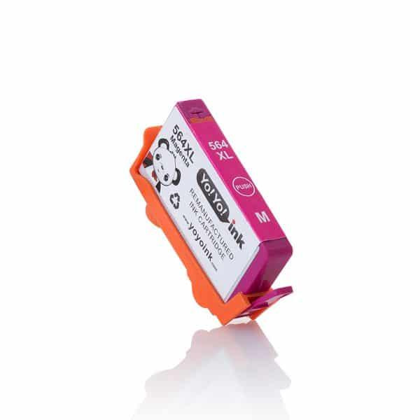HP564 XL High Yield Magenta Remanufactured Printer Ink Cartridge