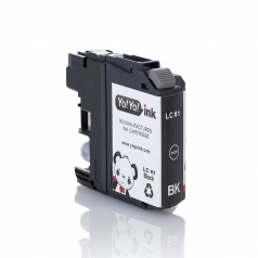 HP LC 61 Black ink cartridge